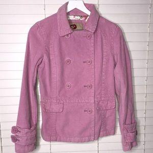 BKE Outerwear Pink Coat
